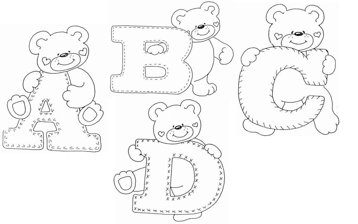 Картинки к английской азбуке своими руками