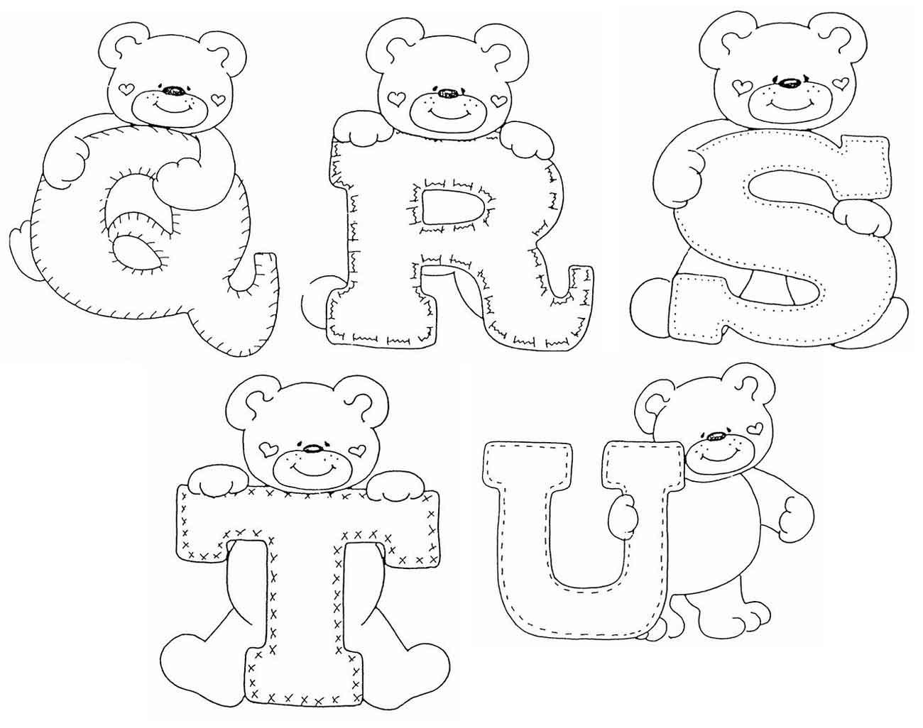 Раскраски алфавит распечатать | Детские раскраски ...