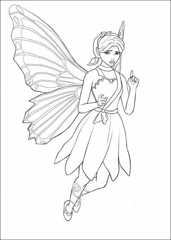 Раскраска для 5 класса для девочек