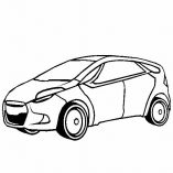 маленькая машина для детей