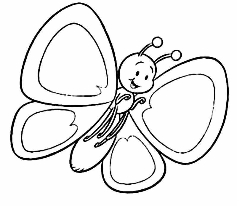 Раскраски для маленьких детей онлайн бесплатно