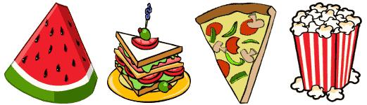 Раскраски еда | Детские раскраски, распечатать, скачать