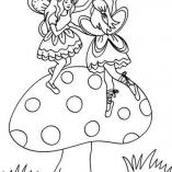 гриб и феи