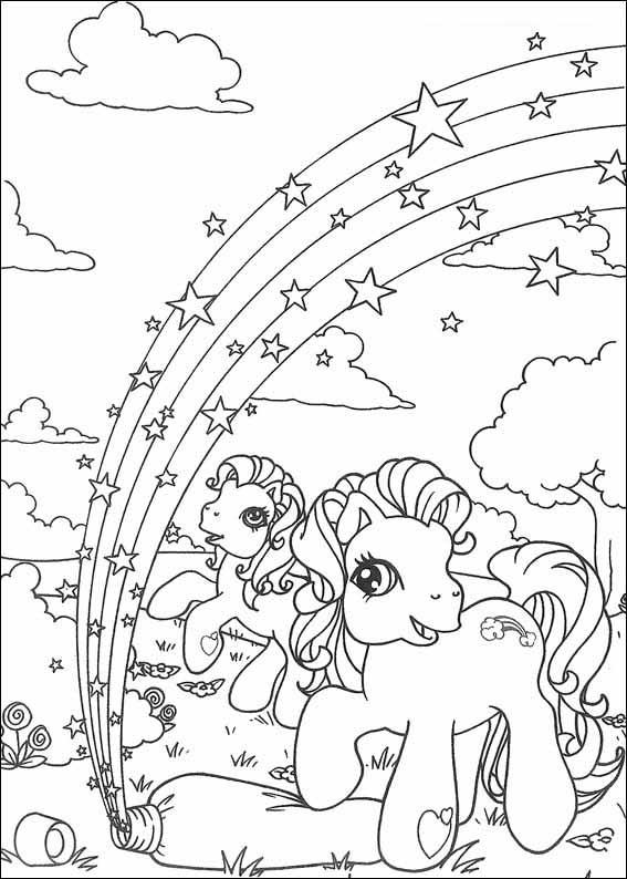 раскраски май литл пони детские раскраски распечатать