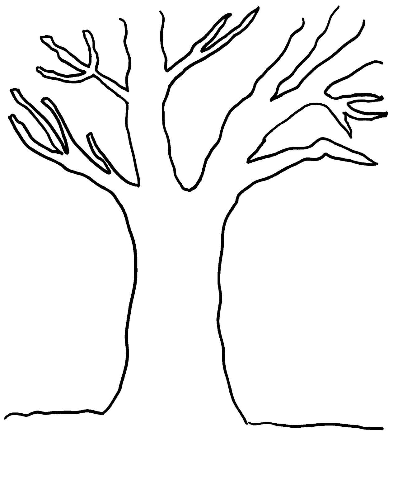 leaf coloring pages images bible - photo#15