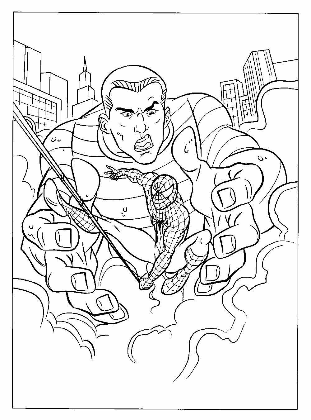 spiderman 3 coloring pages new goblin models | Раскраска Человек-паук 3 | Детские раскраски, распечатать ...
