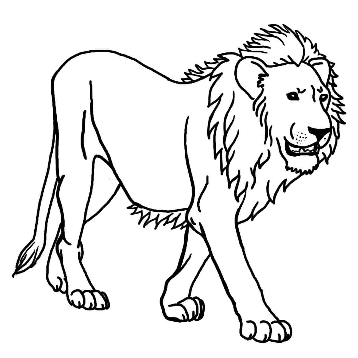 lion coloring pages realistic dragons - photo#1