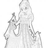 Раскраски Винкс принцессы | Детские раскраски, распечатать ...